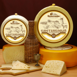 Сметанковый сыр