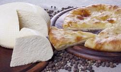 Особенности и способ приготовления осетинского сыра