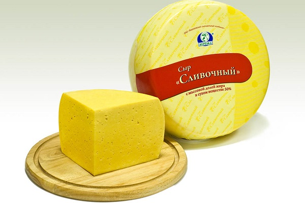 Сливочный сыр