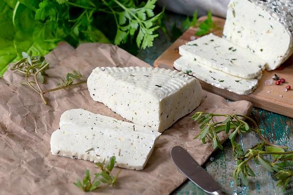 Козий сыр в домашних условиях