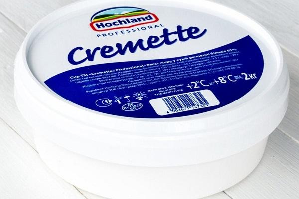Cremette